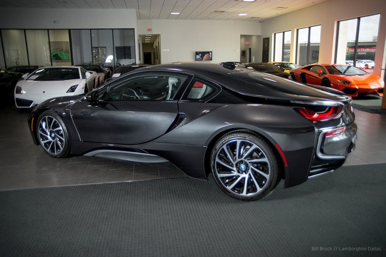 Used 2015 Bmw I8 For Sale Richardson Tx Stock Lt0907