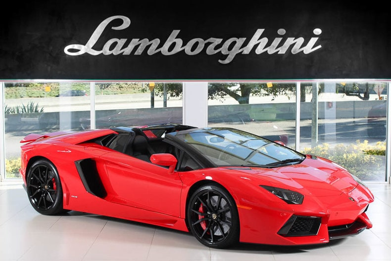 New 2016 Lamborghini Aventador For Sale Plano Tx