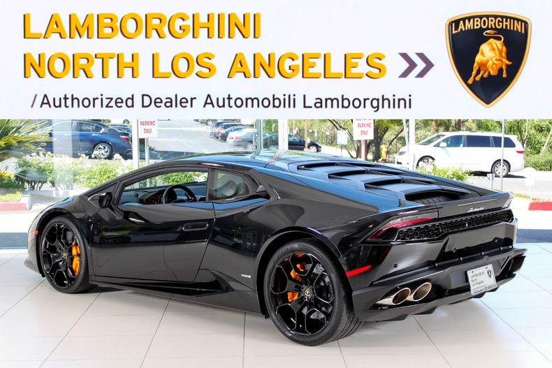used 2015 lamborghini huracan for sale calabasas ca. Black Bedroom Furniture Sets. Home Design Ideas