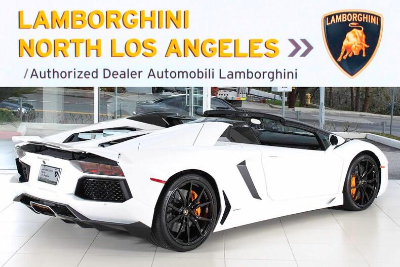 New 2017 Lamborghini Aventador Roadster For Sale ...