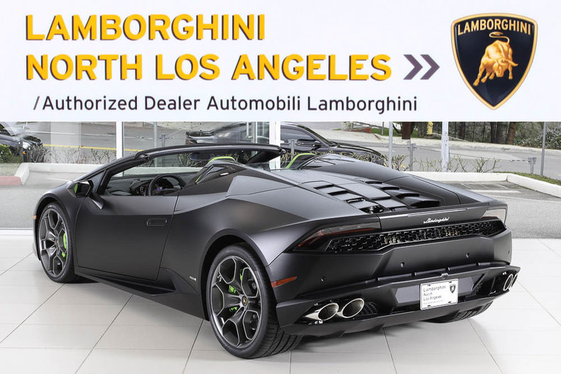 new 2017 lamborghini huracan lp610 4 spyder for sale. Black Bedroom Furniture Sets. Home Design Ideas