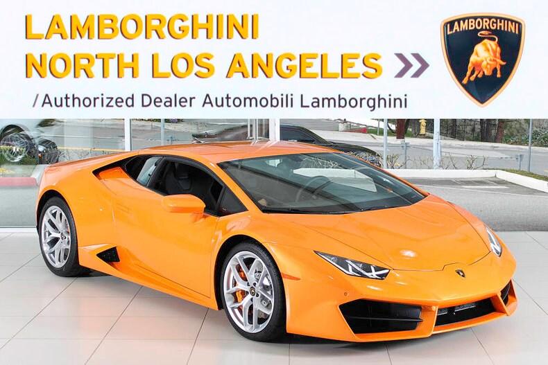New 2017 Lamborghini Huracan 580-2 For Sale   Calabasas CA ...