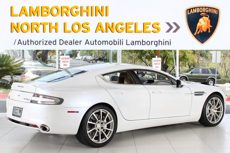 Used 2015 Aston Martin Rapide S For Sale Calabasas Ca