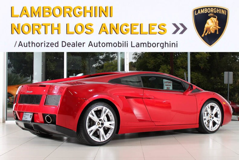 Used 2007 Lamborghini Gallardo For Sale Calabasas Ca