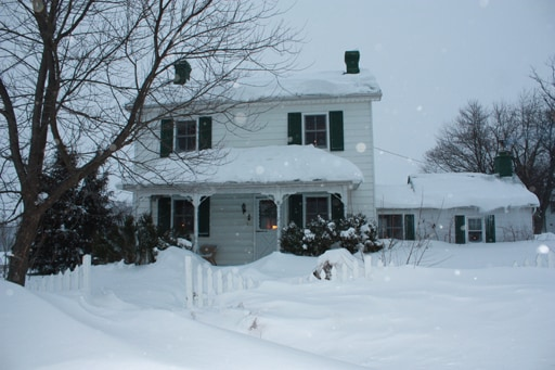 roof snow removal connecticut at j j landerman roofing company