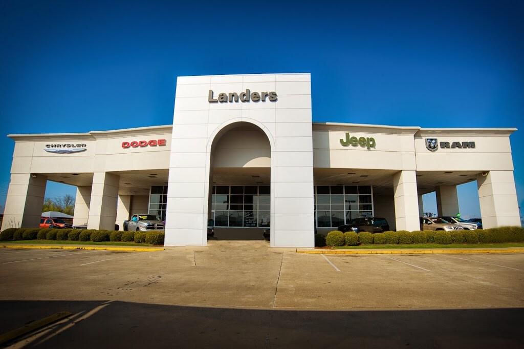 landers dodge chrysler jeep ram shreveport la. Cars Review. Best American Auto & Cars Review