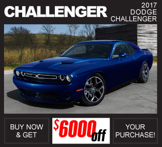 Shop New Dodge Challenger Inventory Huntsville AL