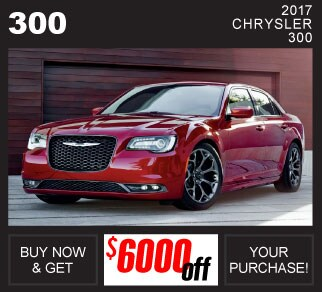 Shop New Chrysler 300 Inventory Huntsville AL