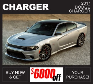 Shop New Dodge Charger Inventory Huntsville AL