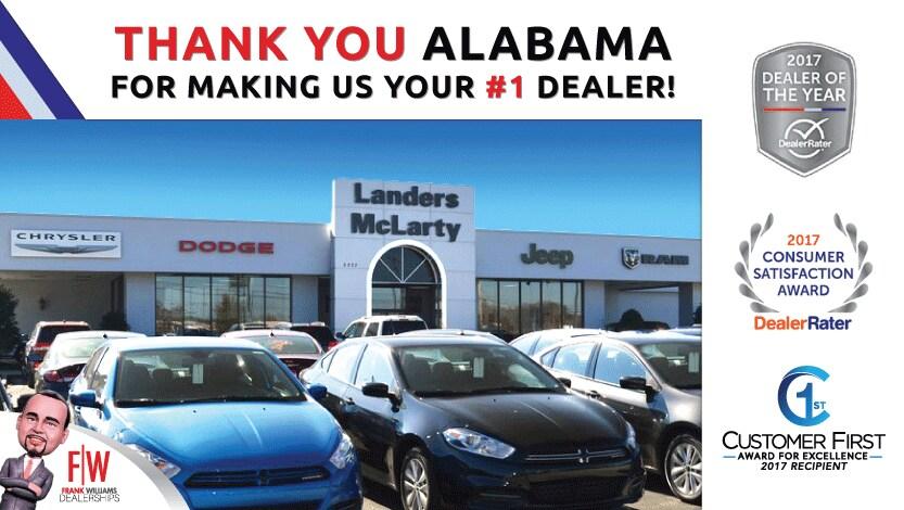 Landers Mclarty Dodge Huntsville >> Used Car Dealer Huntsville Alabama Huntsville Pre Owned ...