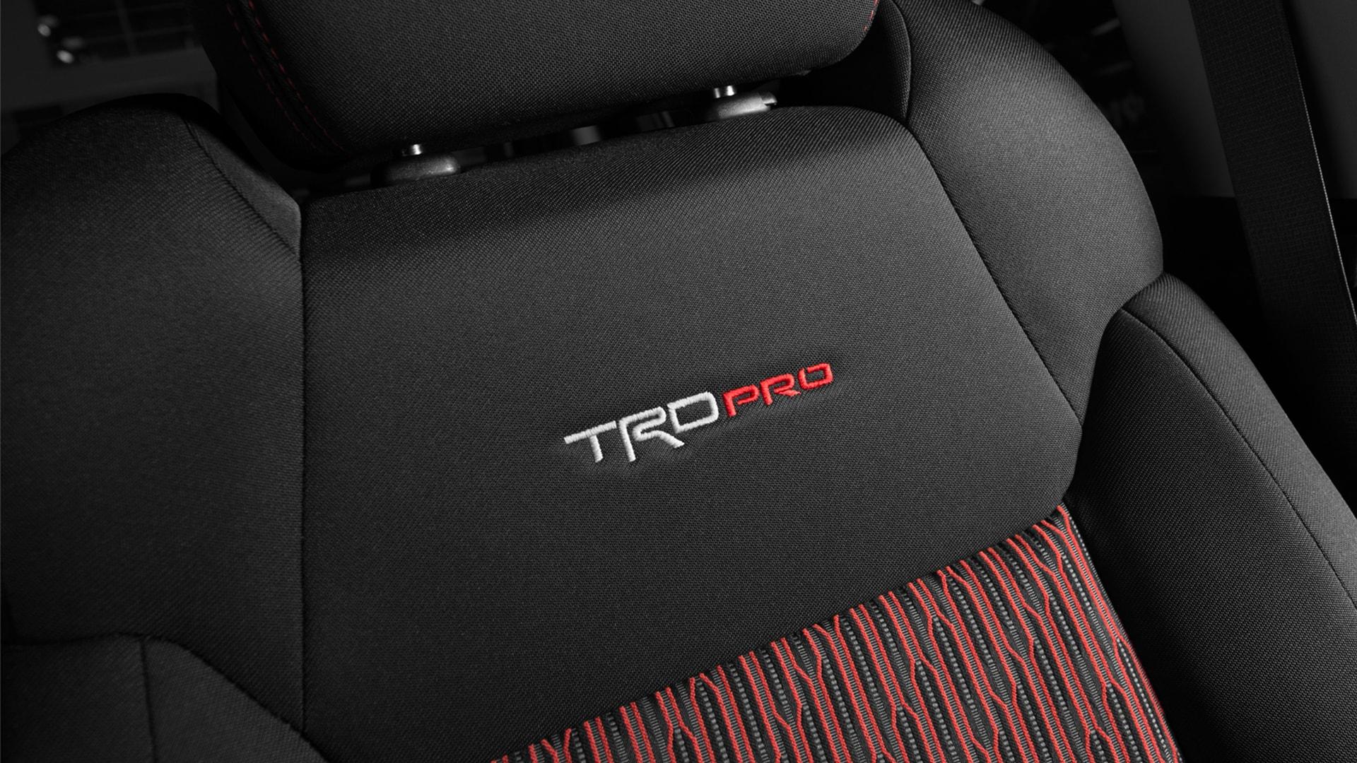 TRD Pro 4Runner, Tundra, and Tacoma in Arkansas | Steve Landers Toyota ...