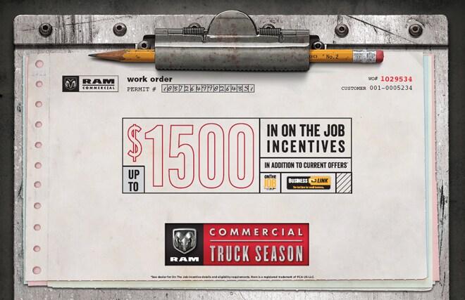 ram commercial truck season landmark dcjr independence mo. Black Bedroom Furniture Sets. Home Design Ideas
