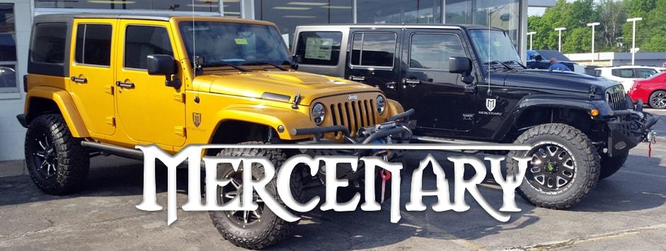 custom mercenary jeep in belton mo landmark south cjdr. Black Bedroom Furniture Sets. Home Design Ideas