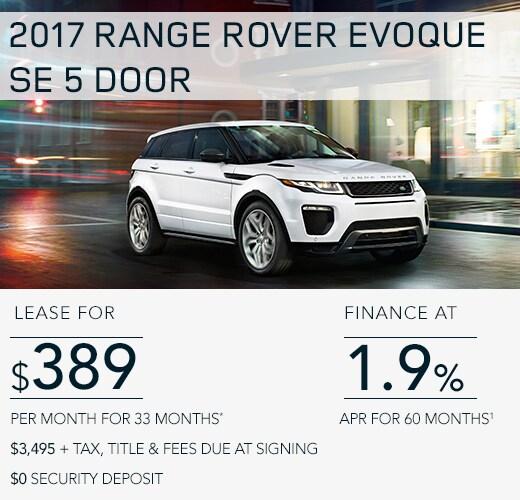 Land Rover Specials Range Rover Specials Land Rover