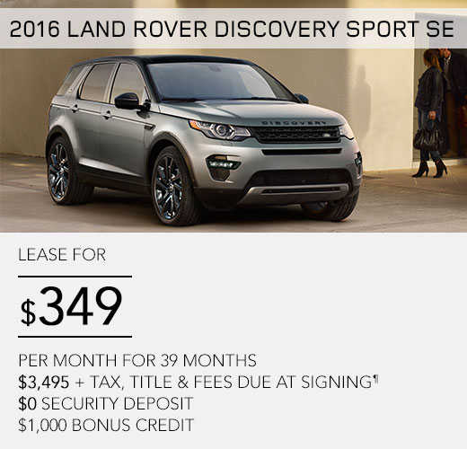 New Land Rover Dealership In Duluth
