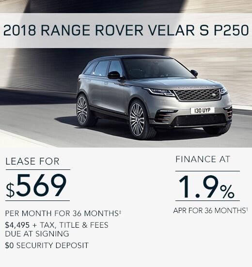 Range Rover Specials