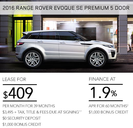 Land Rover Dealership: New Land Rover Dealership In Duluth