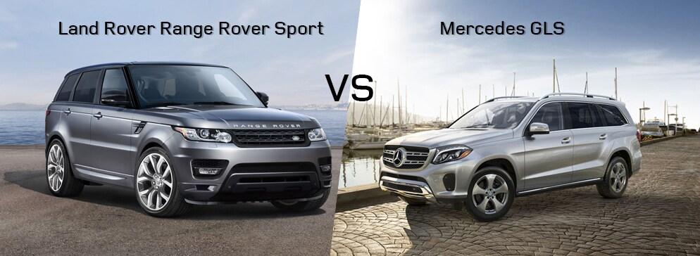 Land Rover Range Rover Sport VS Mercedes-Benz GL Class