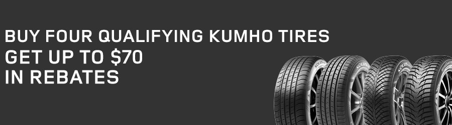 Land Rover Greenville SC Kumho Tire Special