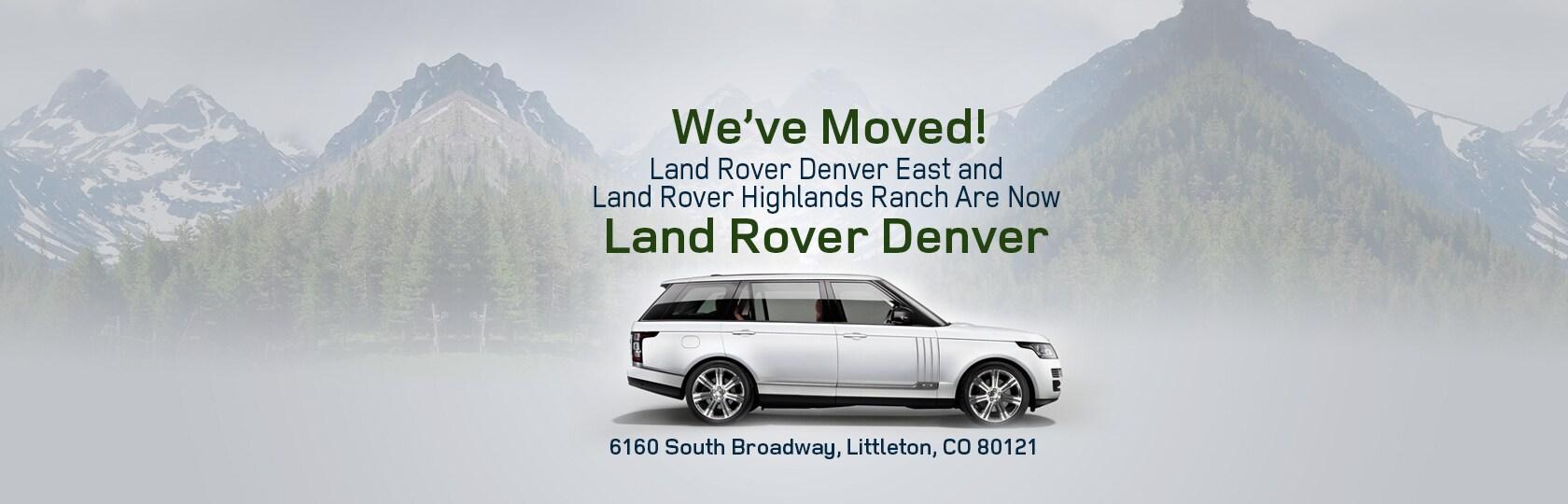 denver co new and used vehicles at land rover denver. Black Bedroom Furniture Sets. Home Design Ideas