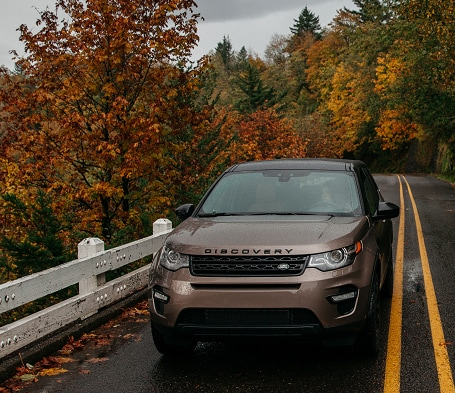 2017 Land Rover Discover Sport SUV
