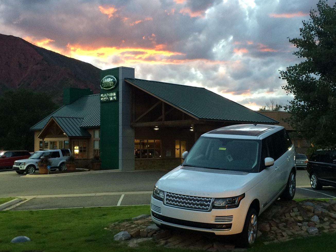 Range Rover Dealerships About Land Rover Roaring Fork New Amp Used Dealer In Glenwood