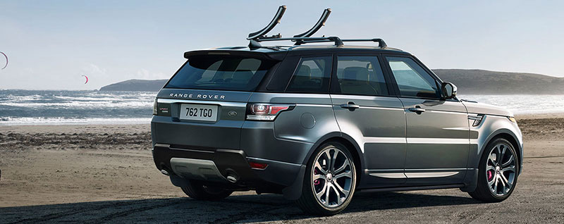 2017 Range Rover Sport Lease Special - Exterior