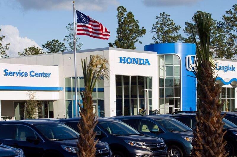Langdale Honda in Valdosta GA ... & Langdale Honda of Valdosta | New Honda dealership in Valdosta GA ... markmcfarlin.com