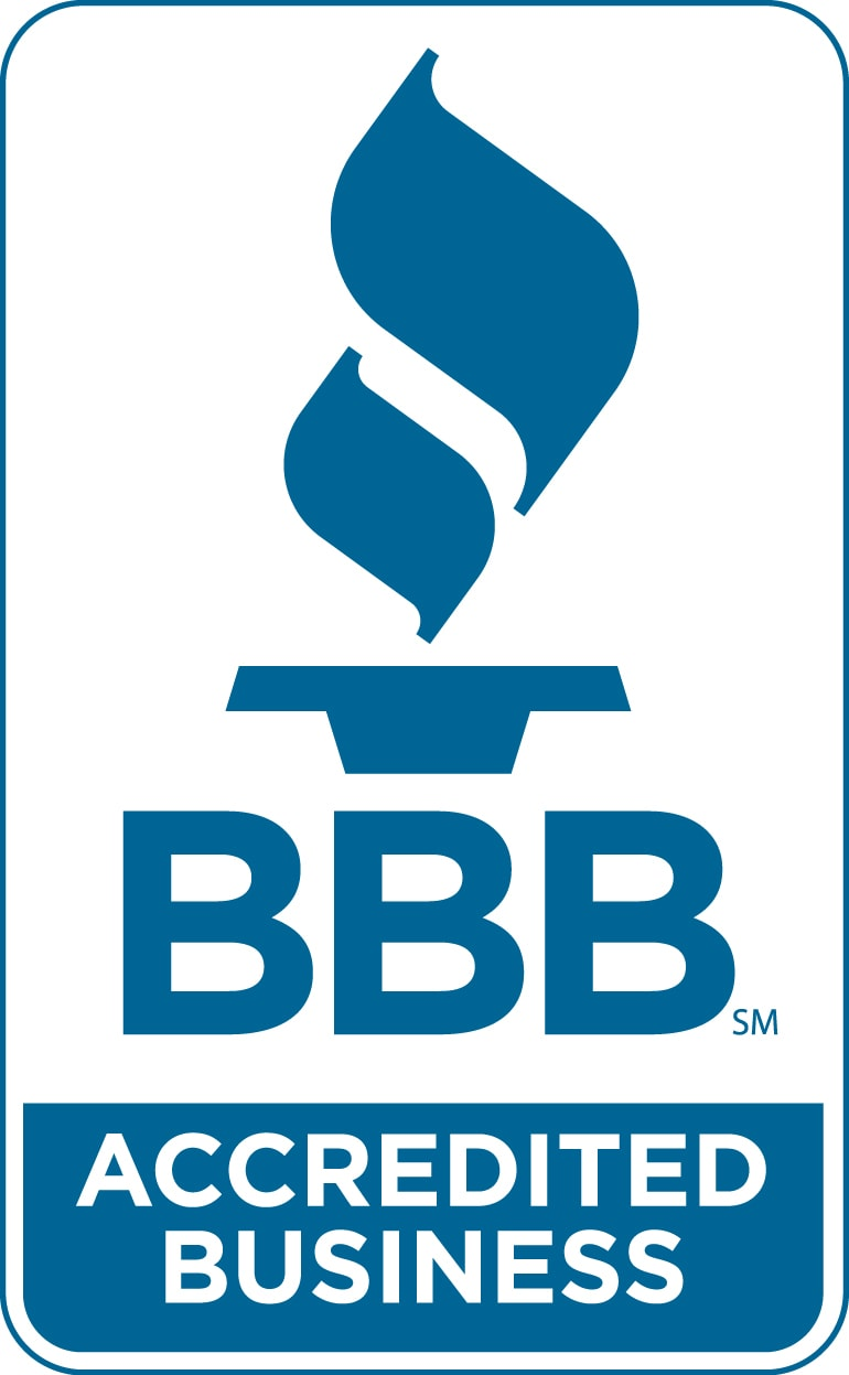 Langley Chrysler BBB Accredited Auto Dealer Logo