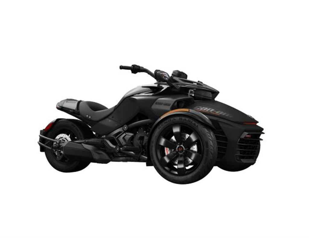 2016 CAN-AM Spyder F3-S SE6 Special Series -