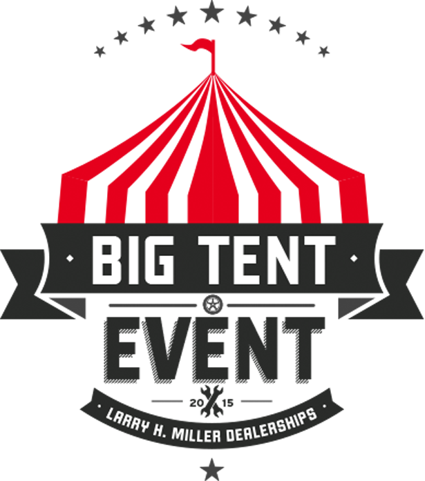 LHM Tent Event - Big Used Car Tent Event at the Peoria ...