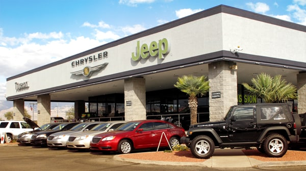 About Larry H. Miller Tucson Chrysler Jeep   New and Used ...