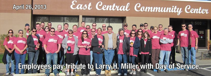 Larry H Miller Hyundai >> Give Back To The Community   Larry H. Miller Downtown Toyota Spokane