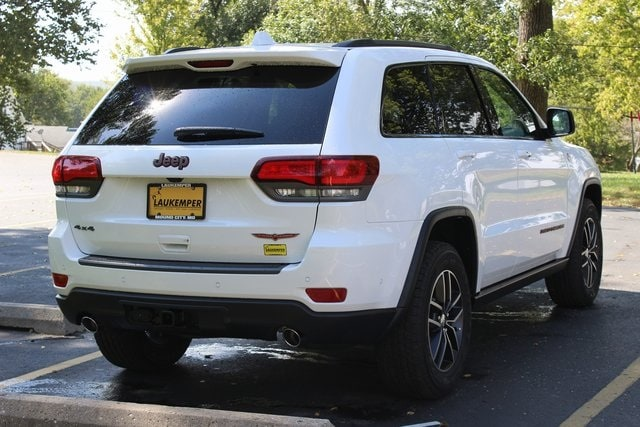new 2017 jeep grand cherokee trailhawk 4x4 for sale mound city mo. Black Bedroom Furniture Sets. Home Design Ideas