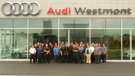 About Audi Westmont Dealership