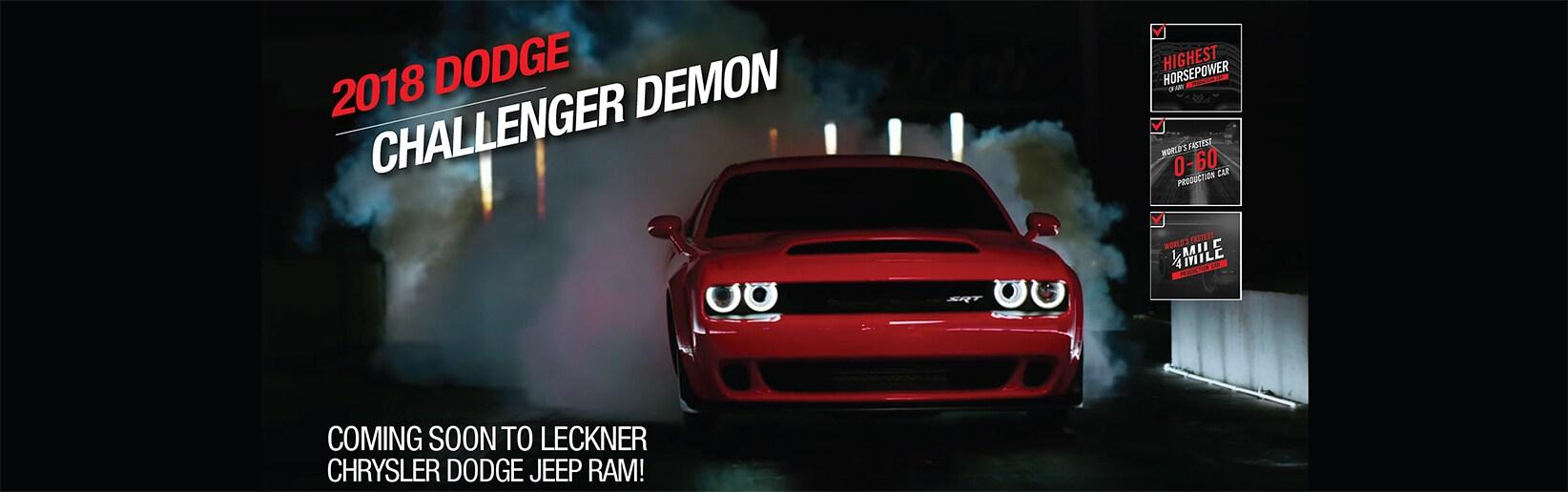 Leckner Chrysler Dodge Jeep Ram | King George, VA | New ...