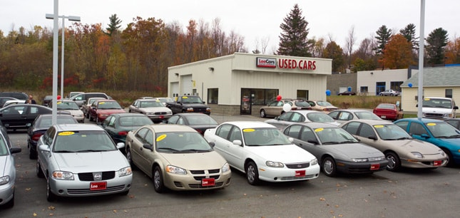 Used Cars Maine