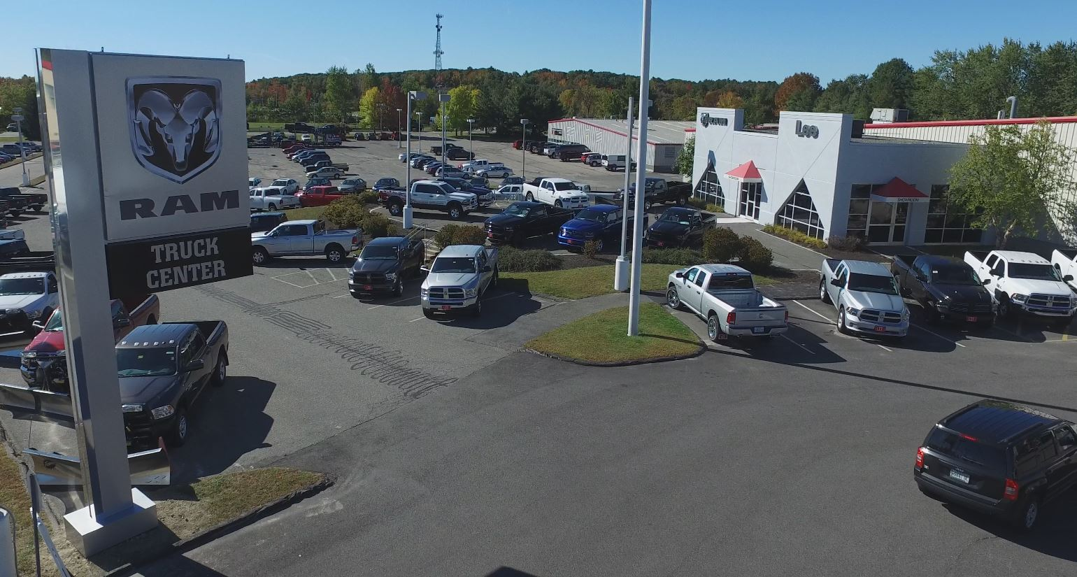Lee Ram Truck Center, Maine's Only Dedicated Ram Truck Showroom