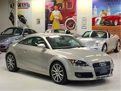 2008 Audi TT 2.0T, One Owner from New! Coupe