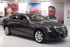 2014 Cadillac ATS 2.0L Turbo AWD, Performance Collection Sedan