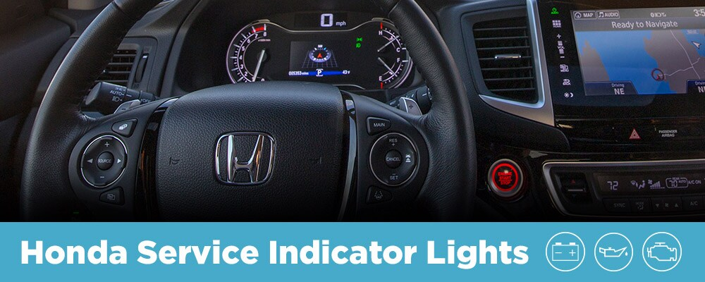 honda service indicator lights lees summit honda kansas city mo