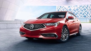 2018 Acura TLX near Allentown