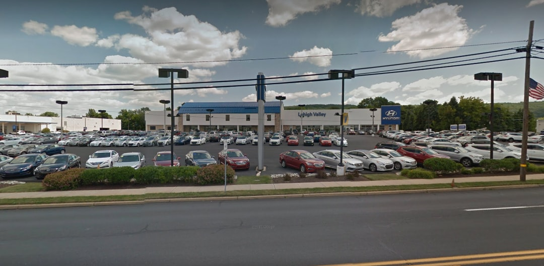 Hyundai service center near Allentown
