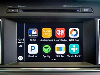 2017 Hyundai Sonata Infotainment