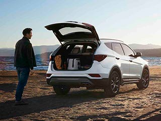 2017 Hyundai Santa Fe Sport Smart Liftgate