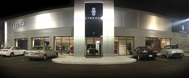 Lincoln Car Dealership In Raleigh Nc