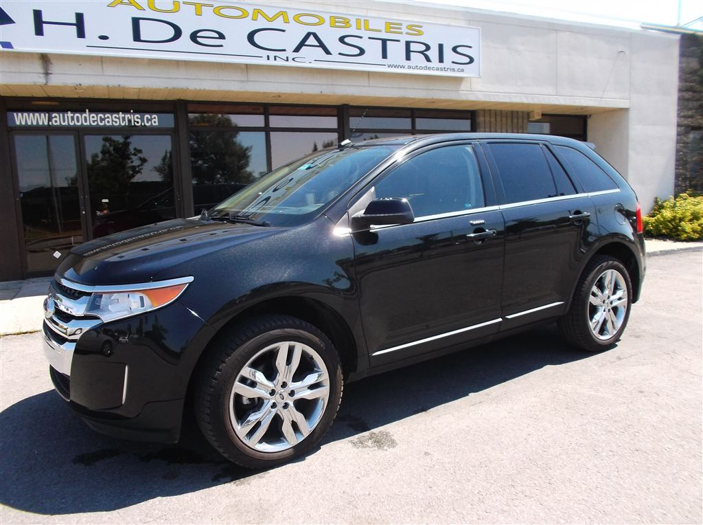ford edge 2011 d occasion vendre chateauguay auto decastris d taillant voiture occasion. Black Bedroom Furniture Sets. Home Design Ideas