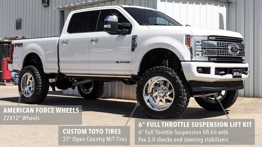 Build A Truck >> We Can Build Your Dream Custom Lifted Truck Near Dallas Tx