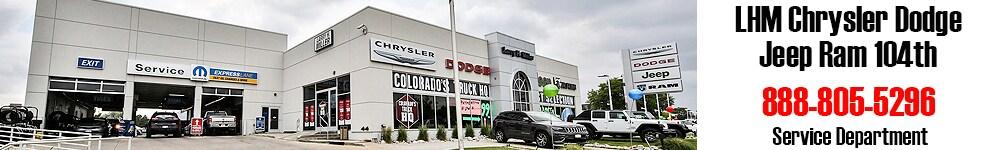 denver auto repair service larry h miller chrysler. Cars Review. Best American Auto & Cars Review