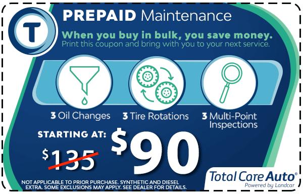 Larry H Miller Chevrolet >> Pre-Paid Car Maintenance Saves You Money
